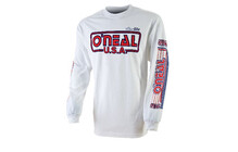 O&#039;Neal Ultra Lite &#039;85 Jersey Langarm Men white